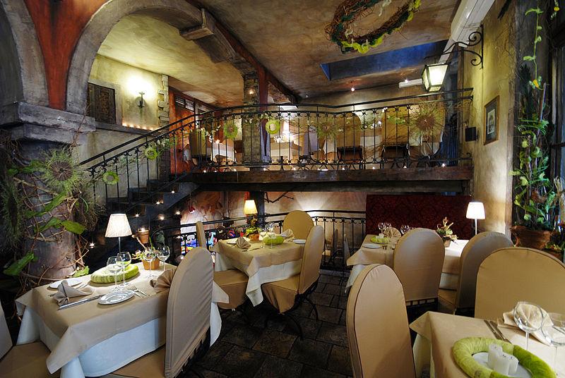 Restauracja La Strada Kłopotowskiego 2325 Praga Północ Warszawa