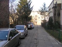Ulica Apteczna wWarszawie