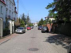 Ulica Bakaliowa wWarszawie