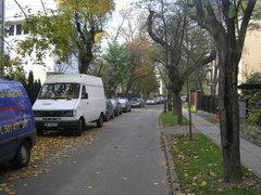 Ulica Berezyńska wWarszawie