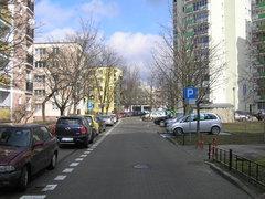 Ulica Betonowa wWarszawie