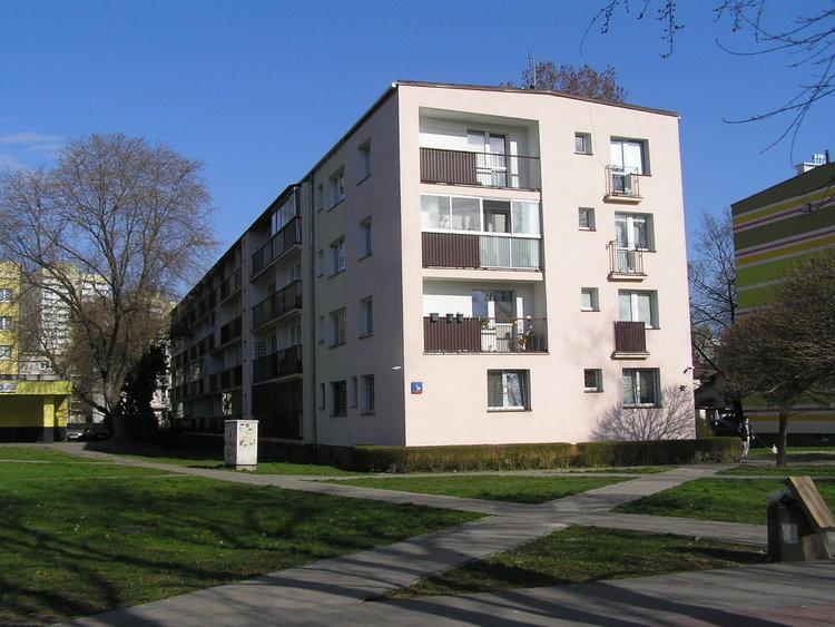 Białowieska 1 wWarszawie