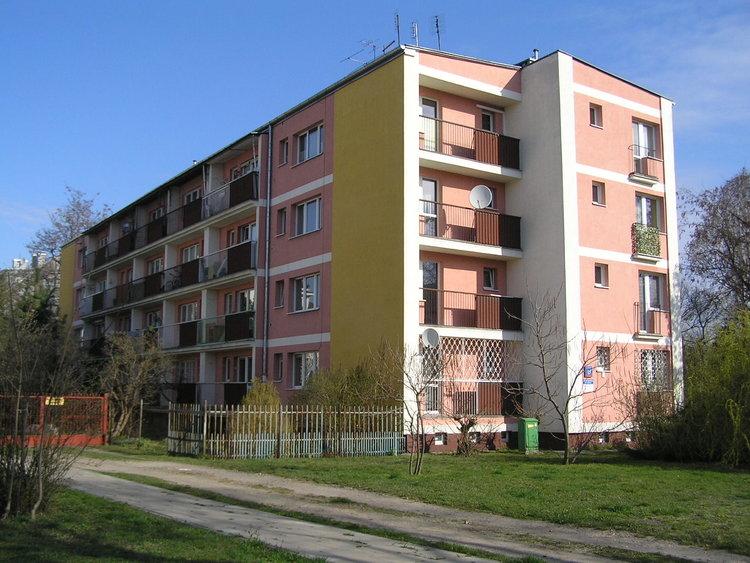 Białowieska 13 wWarszawie