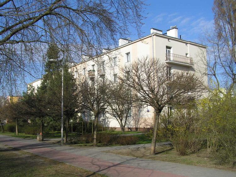 Białowieska 17 wWarszawie