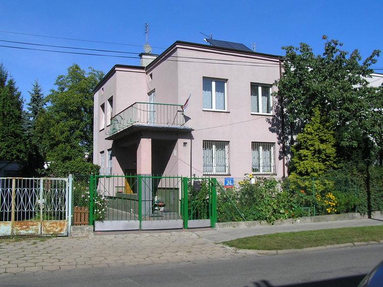 Boremlowska 24A wWarszawie