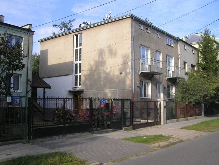 Boremlowska 31 wWarszawie