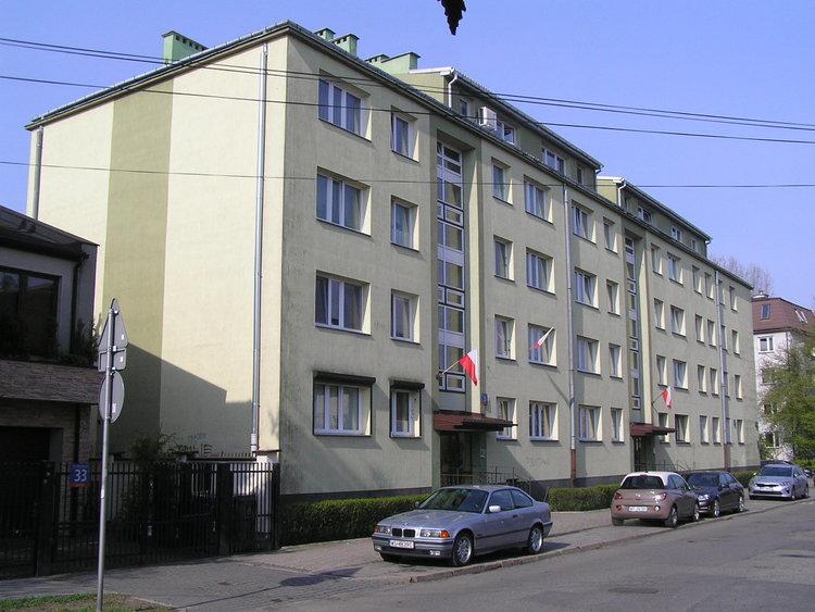 Boremlowska 35 wWarszawie
