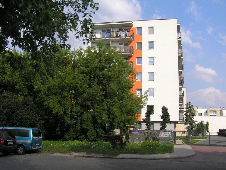 Boremlowska 48A wWarszawie