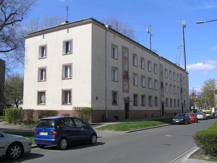 Boremlowska 55 wWarszawie