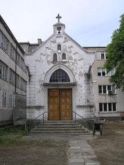 Kaplica przy ulicy Brzeskiej 12 wWarszawie
