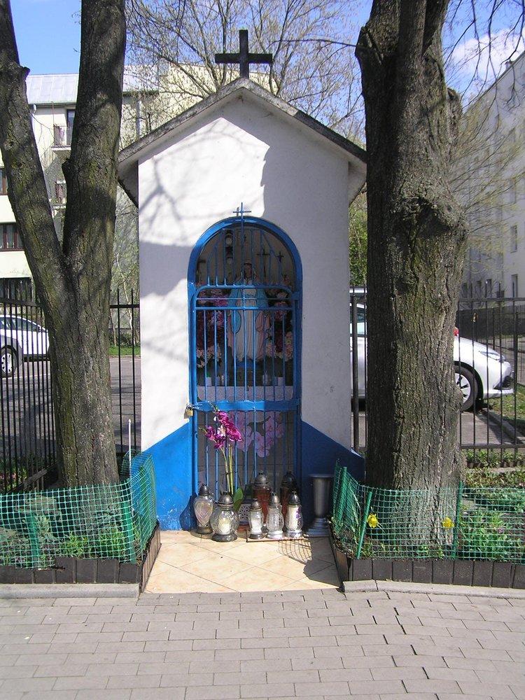 Kapliczka przy Budrysów wWarszawie