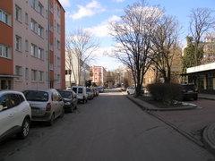Ulica Budrysów wWarszawie