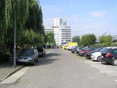 Ulica Burzyńskiego wWarszawie