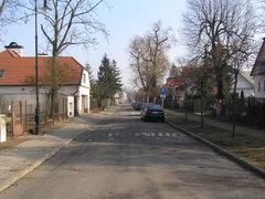 Ulica Byczyńska wWarszawie