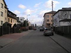 Ulica Chłodnicza wWarszawie