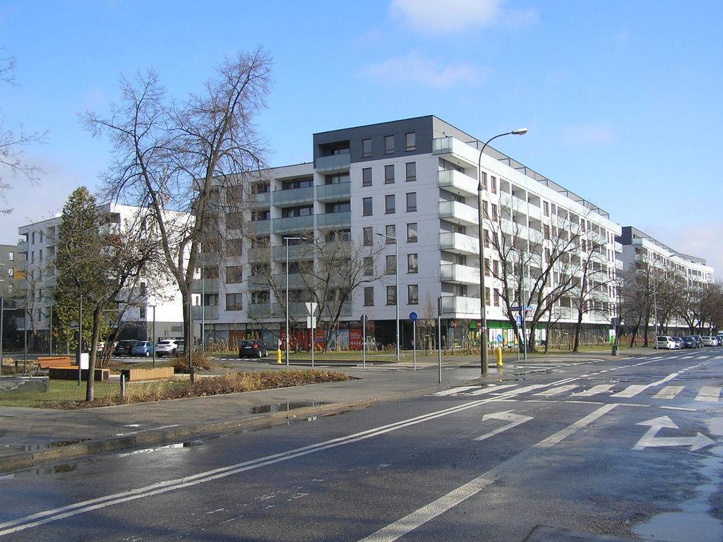 Osiedle Chrzanowskiego wWarszawie