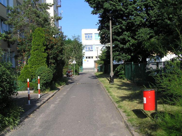 Ulica Cyrklowa wWarszawie