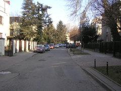 Ulica Dąbrówki wWarszawie