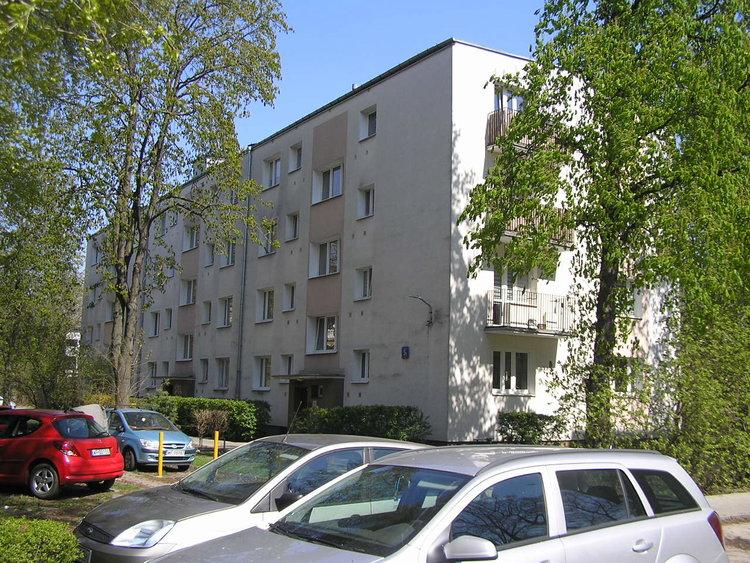 Darłowska 5A wWarszawie
