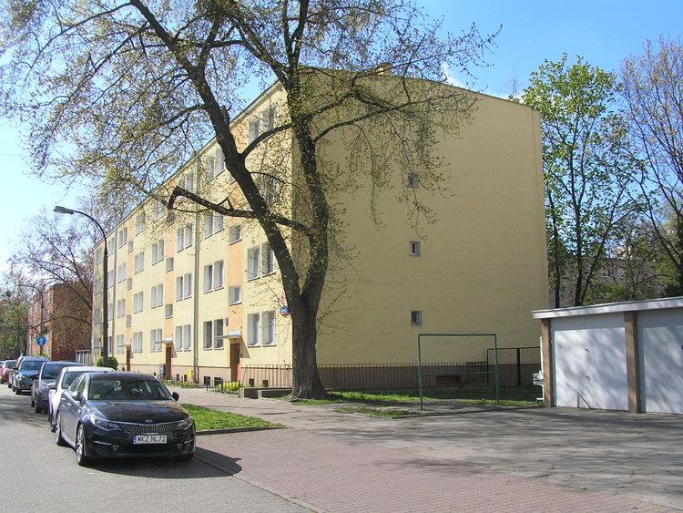 Darłowska 7 wWarszawie
