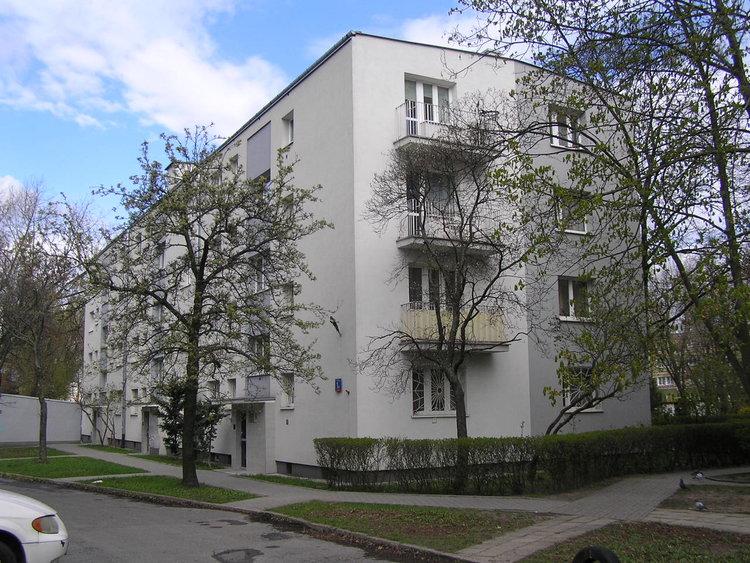 Darłowska 1A wWarszawie