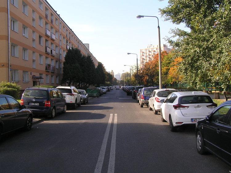 Ulica Darwina wWarszawie