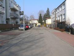 Ulica Dęby wWarszawie