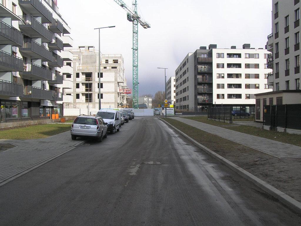 Ulica Drwęcka wWarszawie