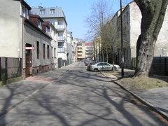 Ulica Dubieńska wWarszawie
