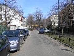 Ulica Estońska wWarszawie