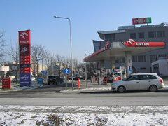 Filomatów 6 - Stacja paliw Orlen wWarszawie