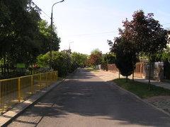 Ulica Filomatów wWarszawie