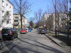 Ulica Finlandzka wWarszawie