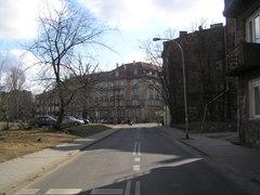 Ulica Folwarczna wWarszawie