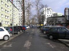 Ulica Fundamentowa wWarszawie