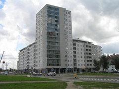 Ulica Jana Nowaka Jeziorańskiego 7 wWarszawie