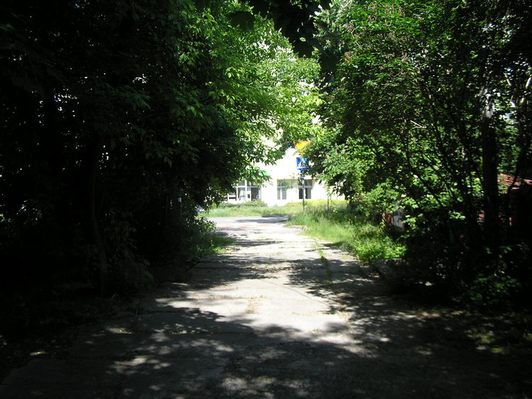 Ulica Busolowa wWarszawie