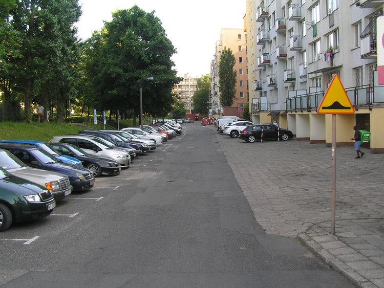 Ulica Opinogórska wWarszawie