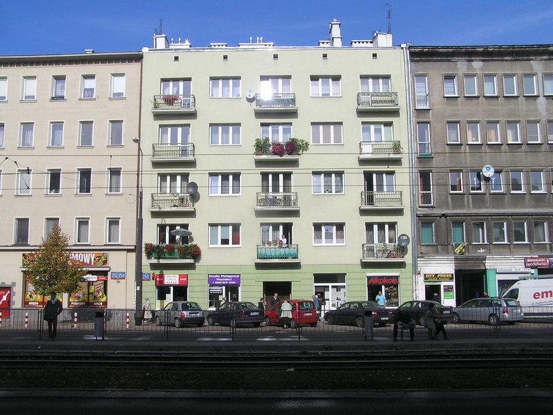 Grochowska 250 wWarszawie