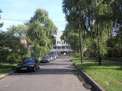 Ulica Płowce wWarszawie