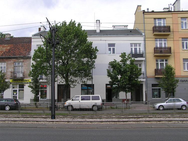 Grochowska 102 wWarszawie