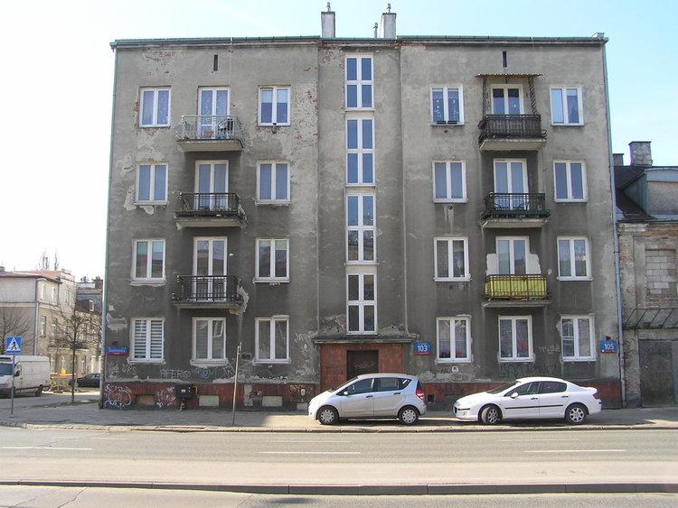 Grochowska 103 wWarszawie