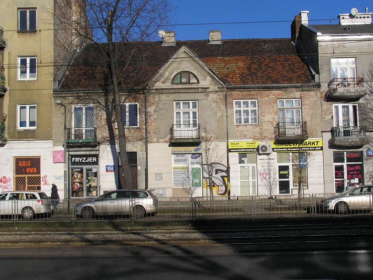 Grochowska 104 wWarszawie