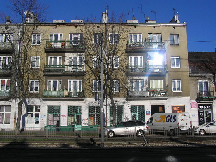 Grochowska 106 wWarszawie