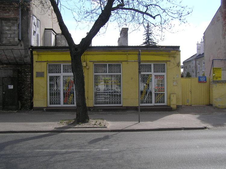 Grochowska 107 wWarszawie
