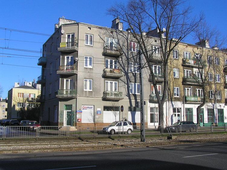 Grochowska 108 wWarszawie