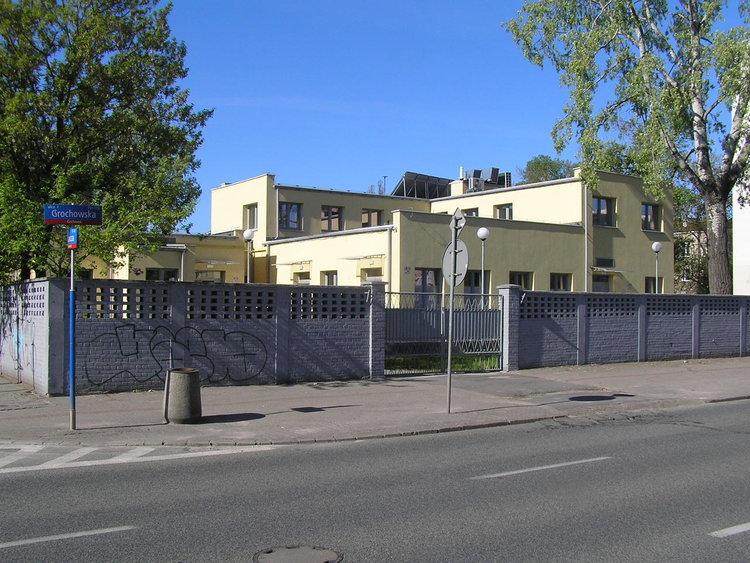 Grochowska 111/113 wWarszawie
