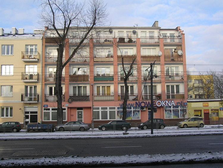 Grochowska 114 wWarszawie