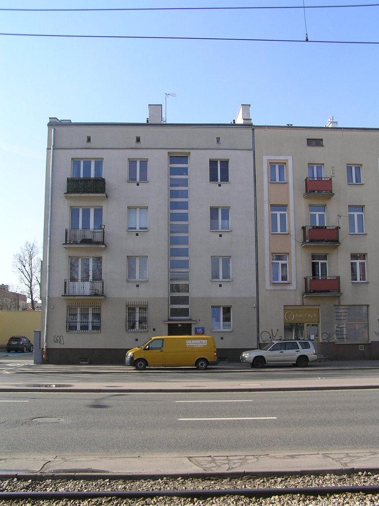 Grochowska 115 wWarszawie