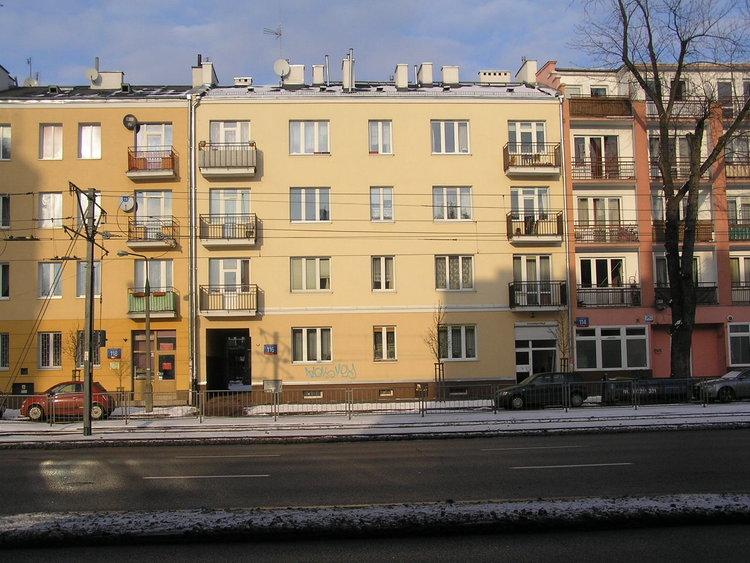 Grochowska 116 wWarszawie